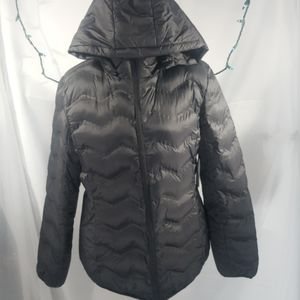 Time and Tru bubble jacket